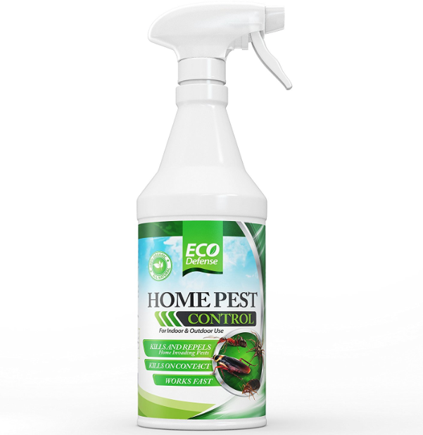 Pest Control In Boyertown Mail: Eco Defense Organic Home Pest Control Spray