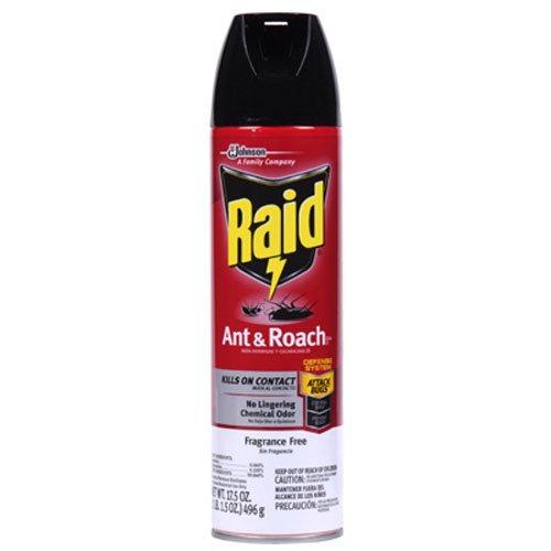 Raid 11717 Ant & Roach Killer