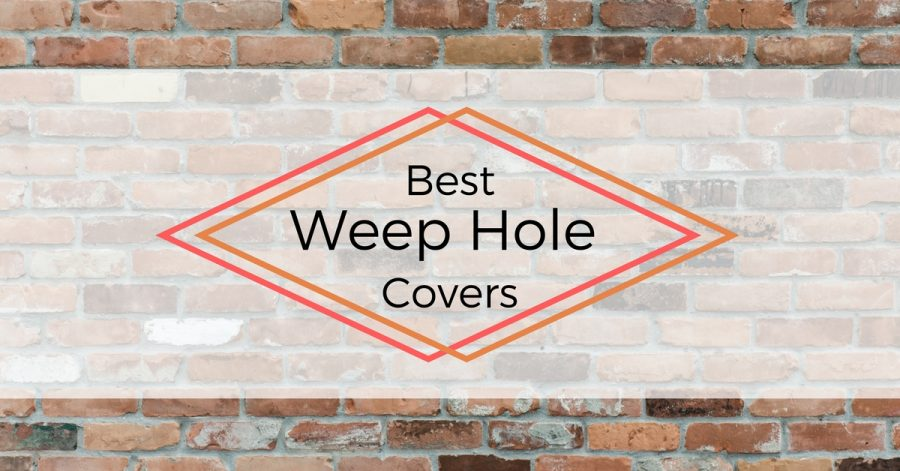 Best Weep Hole Covers Pest Survival Guide - Brick weeps