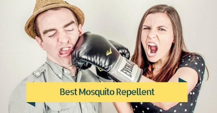 Best Mosquito Repellent in 2019