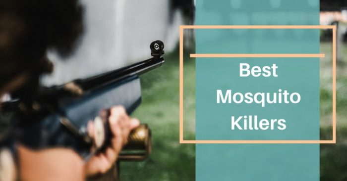 Best Mosquito Killer in 2019 - Pest Survival Guide