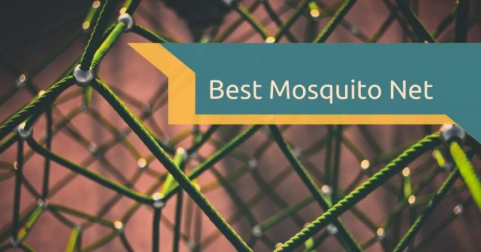 Best Mosquito Mesh Netting (for Bed, Hat, Stroller & Plants)