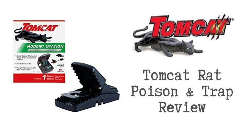 Tomcat Rat Poison & Trap Review